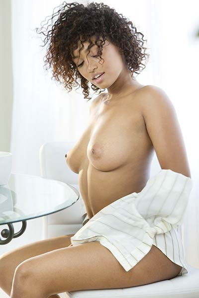 Model Noelle Monique in Break of Dawn