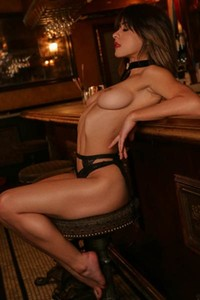Model Mia Valentine in Last Call
