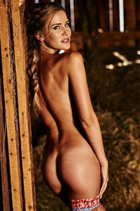 Model Julia Prokopy in Playboy Germany Vol 2