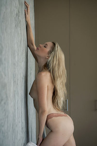 Model Thera Jane in Laying Low