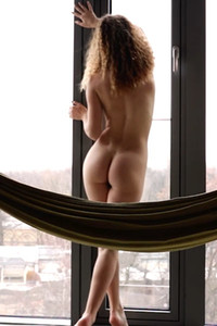 Model Diana Lark in Here and Now