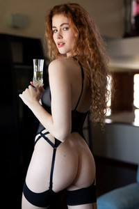 Model Heidi Romanova in Perfect Affair