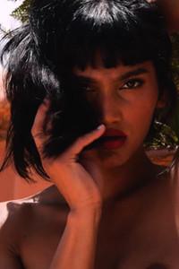 Model Angel Constance in Sun Spell